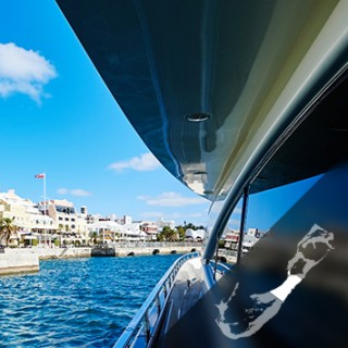 Central Bermuda from the water