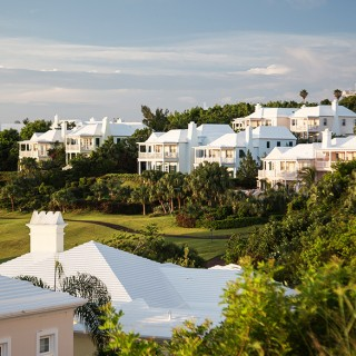 The view from Rosewood Bermuda