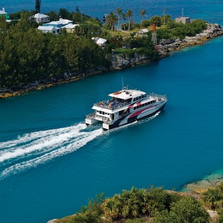 Sea Express Ferry in Bermuda